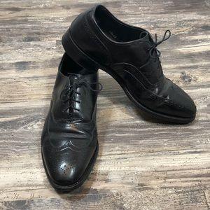 Johnston & Murphy Crown Aristocraft Shoes.